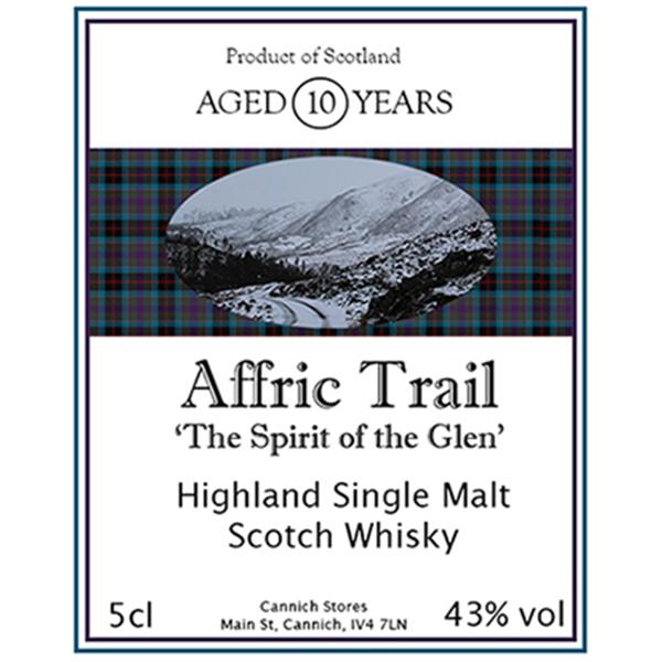 Affric Trail 5cl