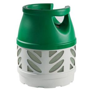 5kg Gaslight Flogas gas cylinders