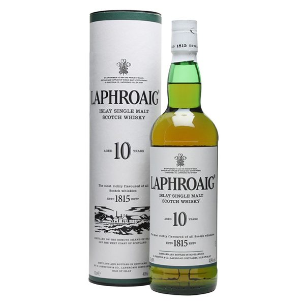 Laphroaig - Single Island Malt