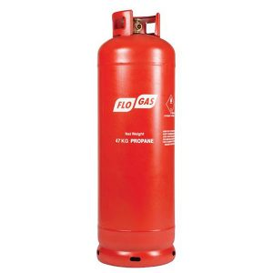 47kg Propane Flogas gas cylinders