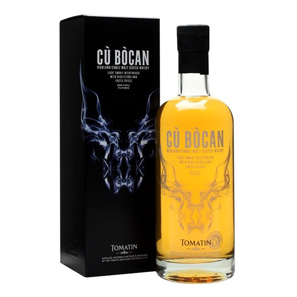 Cu Bocan a distince Highland Malt