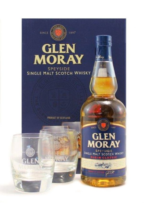 Glen Moray gift set