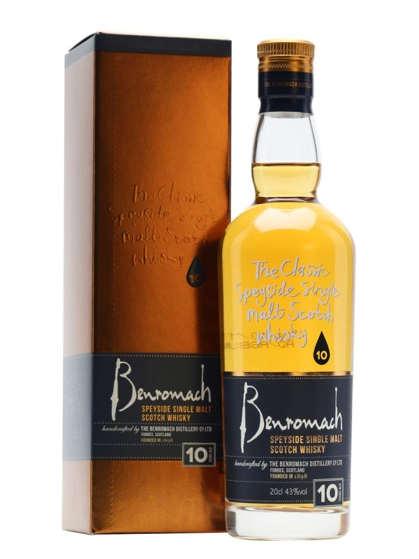 benromach10 20cl
