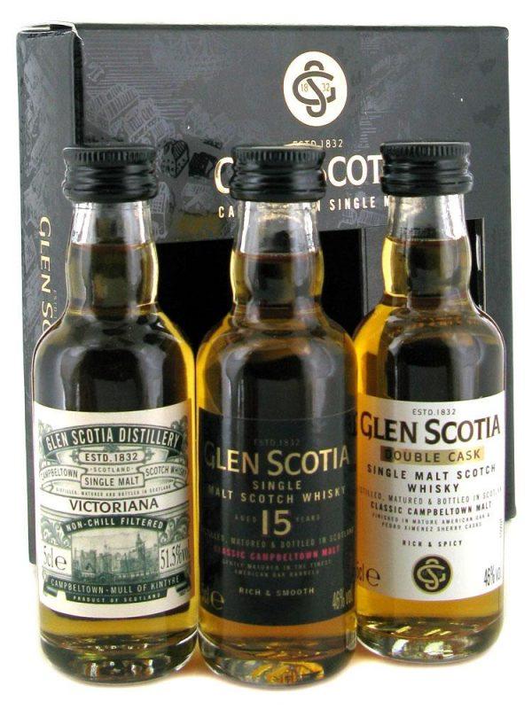Glen Scotia Gift Pack