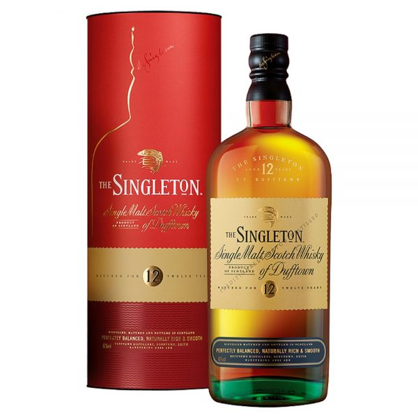 Singleton 12 Year Old