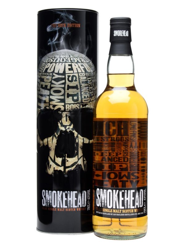 Smokehead Rock Edition