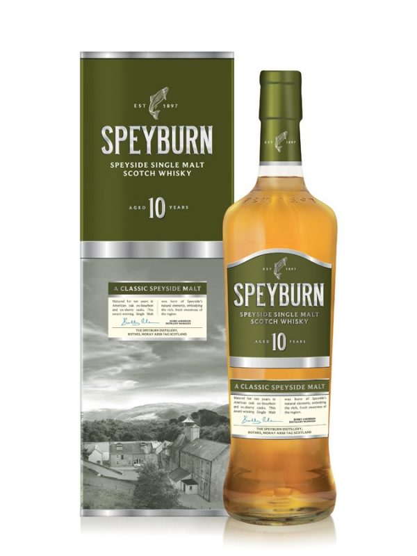 Speyburn 10 Year Old