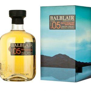 Balblair 2005 - 1st Release