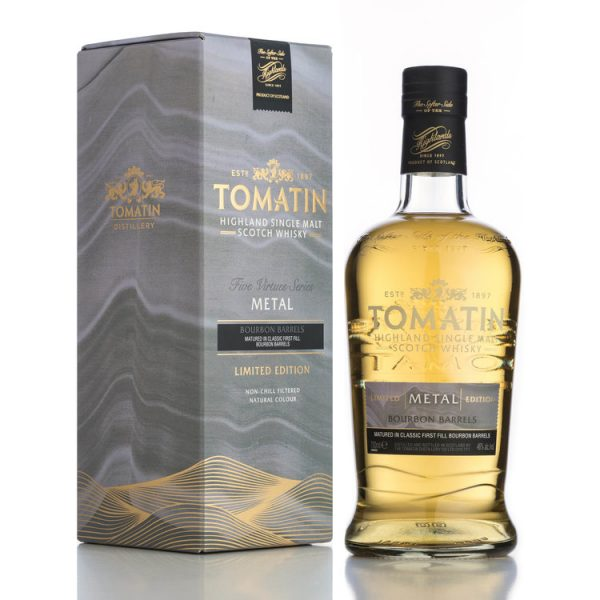 Tomatin 5 Virtues - Metal