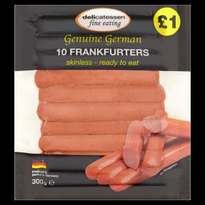 Cannich Stores : Delicatessen Fine Eating Frankfurters