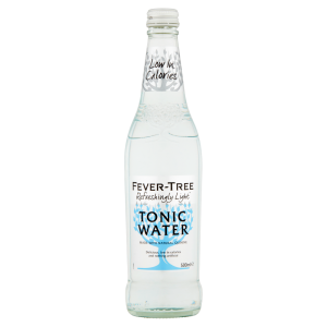 Cannich Stores : Fever-Tree Indian Light Tonic Water 500ml