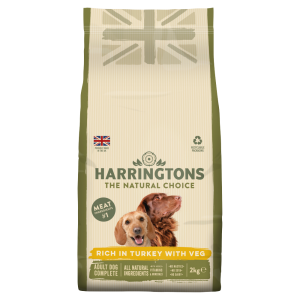 Cannich Stores : Harringtons Rich in Turkey with Veg
