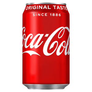 Coca-Cola Original Taste 330ml