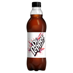 Dr Pepper Zero 500ml