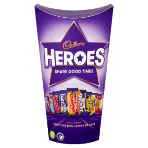 Cannich Stores : Cadbury Heroes