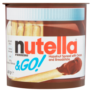 Cannich Stores : Nutella & Go