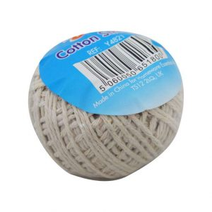 Homeware Essentials Cotton String 40m