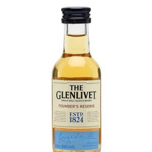 The Glenlivet FOunders Reserve - 5cl